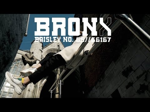 BRONX - ''ESCAPE THE ORDINARY''  No. 66 // 66167 // BAISLEY