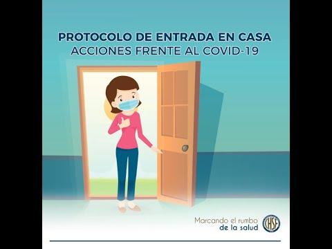Protocolo de entrada a casa