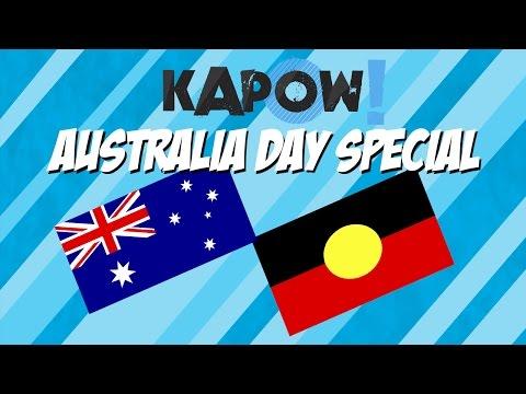 Kapow! Australia Day Special
