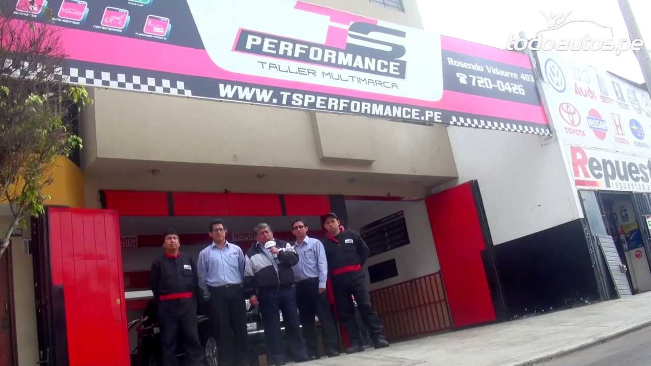 Taller Ts Performance I Taller Automotriz Multimarca En