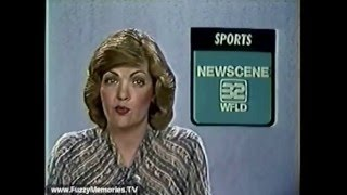WFLD Channel 32 - Newscene With Kathy McFarland (1982)