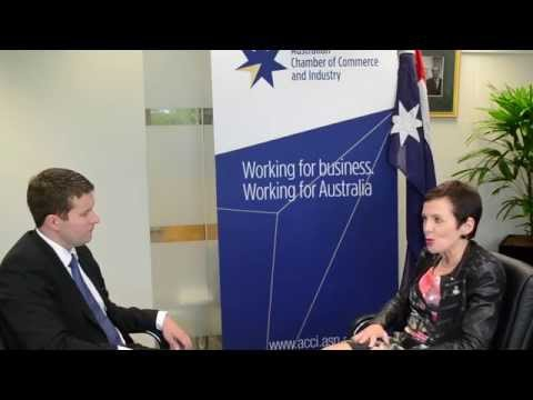 Inside Canberra Interview Kate Carnell CEO of ACCI