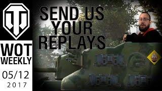 World of Tanks Weekly #11 - Send Us Replays!