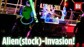 """Vorbereitungen auf """"Storm Area51"""" laufen!   Alienstock Festival"""