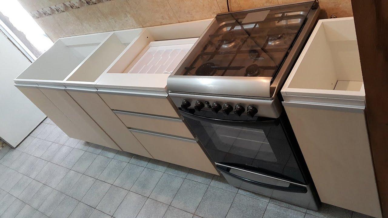 fabrica muebles de cocina en capital federal te 155 259