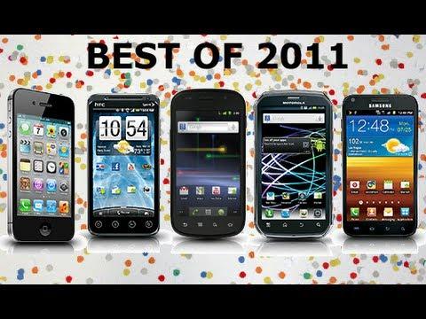Top 4 Smartphones Of 2011 [Review]