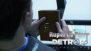 Where is Jericho? Last Chance Connor! Rupert's Diary Deciphered | Detroit: Become Human