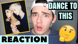 Dance To This - Troye Sivan ft. Ariana Grande | REACTION