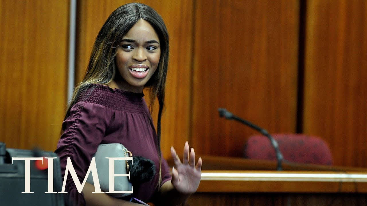 South Africans Rally For Rape Accuser After She Endured A Grueling Cross-Examination | TIME