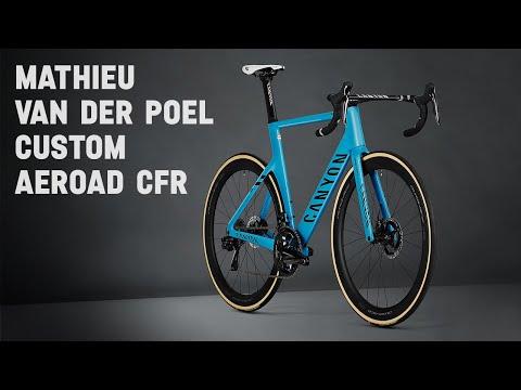 Canyon Dream Bike Build | Aeroad CFR Mathieu van der Poel thumbnail