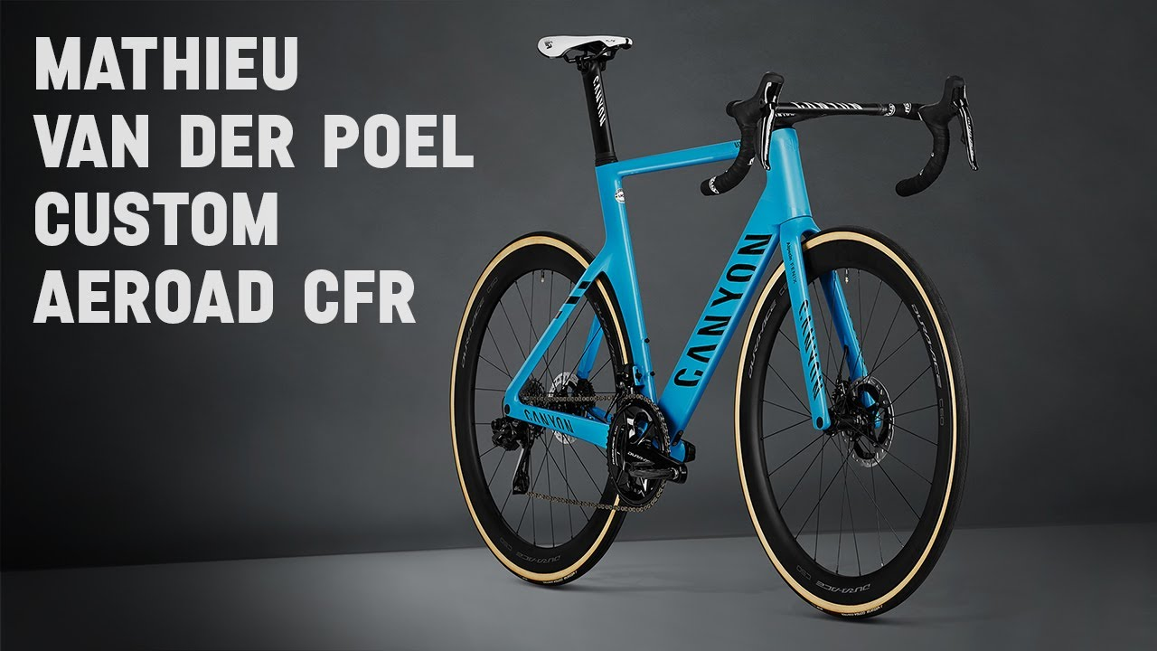 Download Canyon Dream Bike Build | Aeroad CFR Mathieu van der Poel