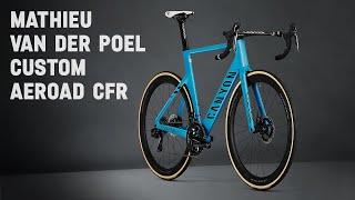 Canyon Dream Bike Build | Aeroad CFR Mathieu van der Poel