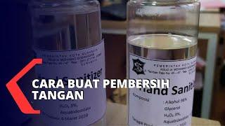 Jakarta, kompas.tv - pembersih tangan atau hand sanitizer saat ini menjadi benda yang banyak diburu masyarakat. karena masyarakat, jadi jangan ...