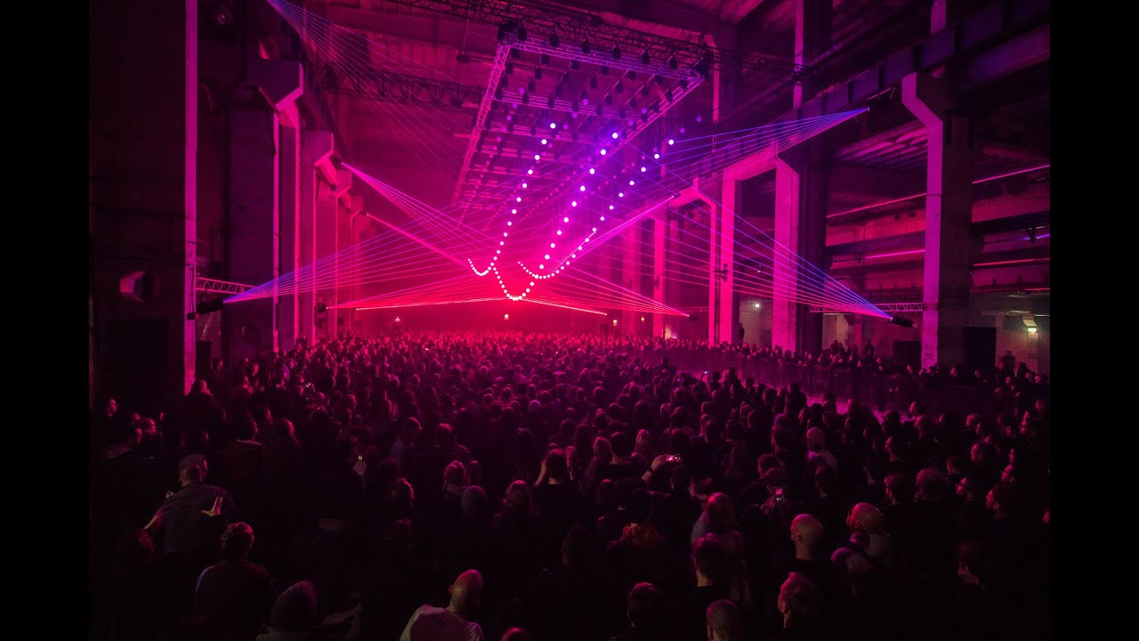 DEEP WEB  coming back to KRAFTWERK BERLIN in summer 2019