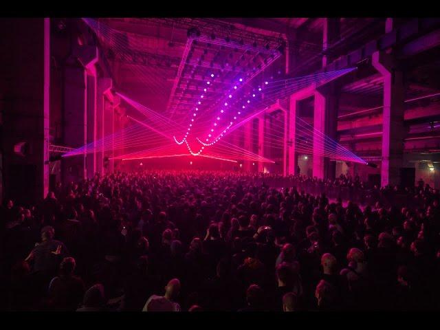 DEEP WEB - coming back to KRAFTWERK BERLIN in summer 2019