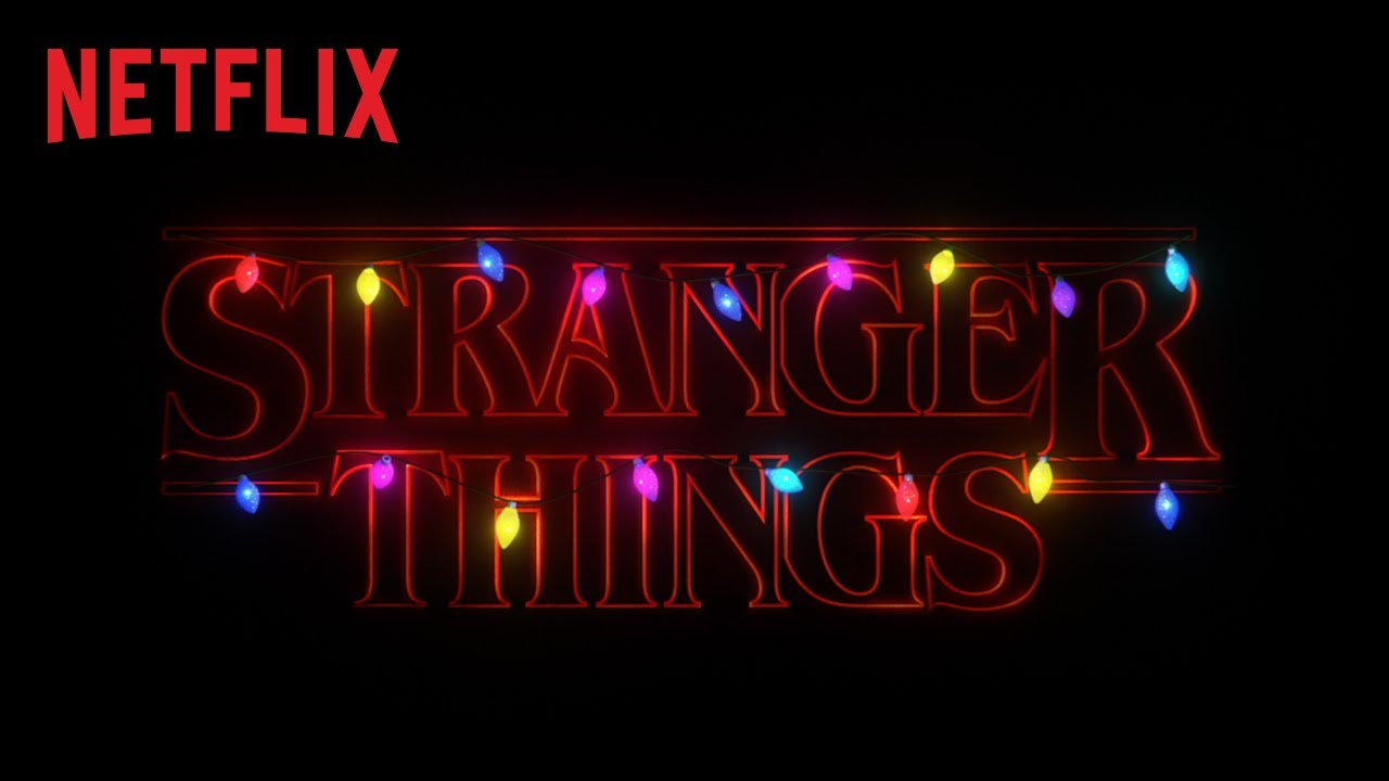 Stranger Things Baş Aşağı Yılbaşı Netflix Youtube