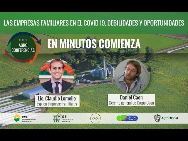 4° Agroconferencia sobre Empresas Familiares - AgroGlobal