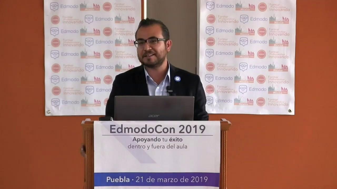 Ponencia en EdmodoCon 2019: Hacia un Nuevo Modelo de Universidad en Siglo XXI