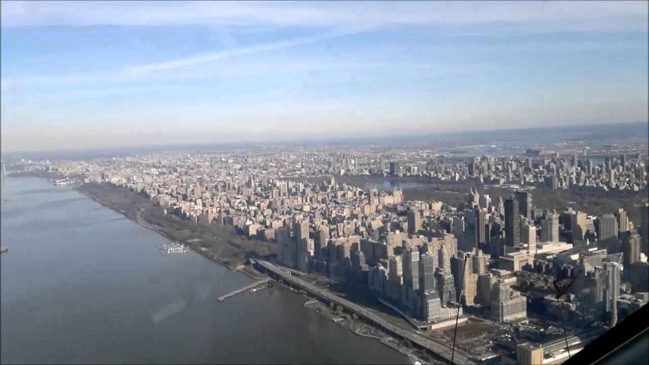 New York City Helikopter Rundflug Youtube