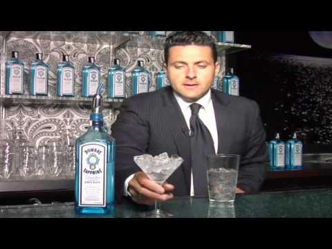 Bombay Sapphire Gin Martini
