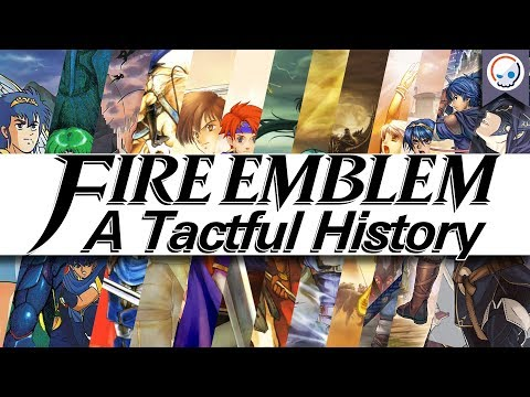 Of Shadows and Unending Echoes | The Making Of The Fire Emblem Franchise (1990-2017)
