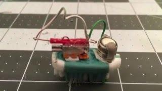 How to make a Mini Robot Beetle