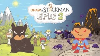 Draw a Stickman Epic 2 - Frogs For Kids #4 By Guide AZ