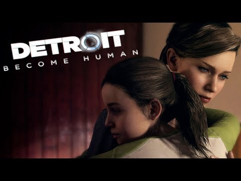 Detroit: Become Human - ANDROIDS ARE HOT #1( PS4 Exclusive/Playthrough/Let's Play)