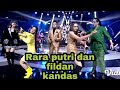 #reaction  Rara putri fildan kandas cover lagu evie tamala bintang pantura