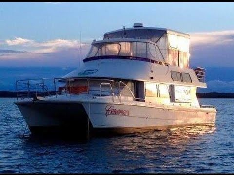 Cougar Cat Charter Vessel - AUD 395,000