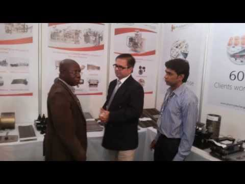 Pharmatech at Nigeria Pharma Manufacturer EXPO - 2015