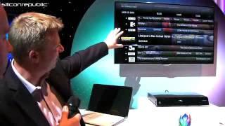 First look at the new UPC Horizon TV set-top box