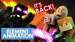 We're under ATTACK! - An Egg's Guide to Minecraft (Animation)
