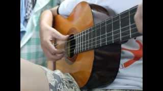Vì - guitar cover