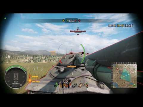 Bull's IS-7 Weak Spot Guide (World Of Tanks Console)