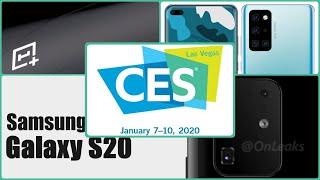 Galaxy S20, Xiaomi Mi 10 a jak bude u nás probíhat CES 2020 | Techweek #43