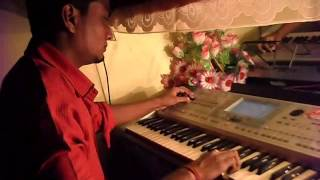 Jeene Laga Hu Main Ramaiya Vastavaiya by Mrinal on Piano.