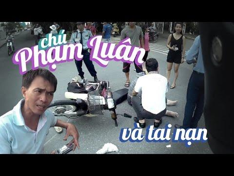 Ride Diary 24 - PHẠM LUÂN VƯỢT 3 XE TẢI | TAI NẠN GIAO THÔNG - Yamaha Fz - Vietnam motovlog