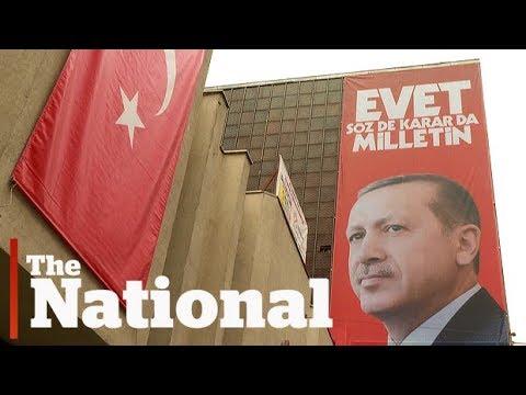 Turkey's secular political system at crossroads