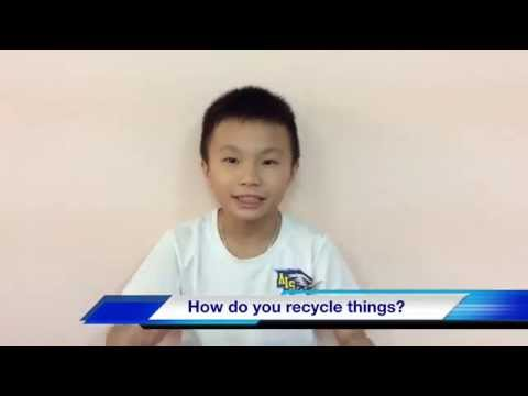 Grade 2B Field Trip to Vietnam Waste Solutions