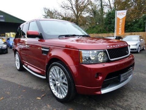 2010 range rover sport for sale at george kingsley vehicle sales colchester essex 01206 728888. Black Bedroom Furniture Sets. Home Design Ideas