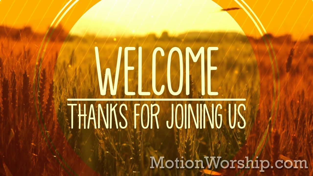 Christian Wallpaper Fall Welcome Fall Harvest Welcome Hd Loop By Motion Worship Youtube