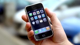 Retro Review: Wie das erste iPhone die Welt verändert hat! - felixba