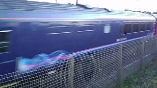 First Great Western HST stock action at longrock TMD threw out 2012