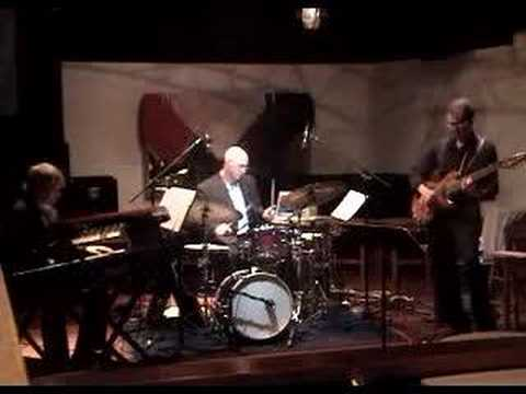 Dave Wood Trio: Vroom Kaboom!!