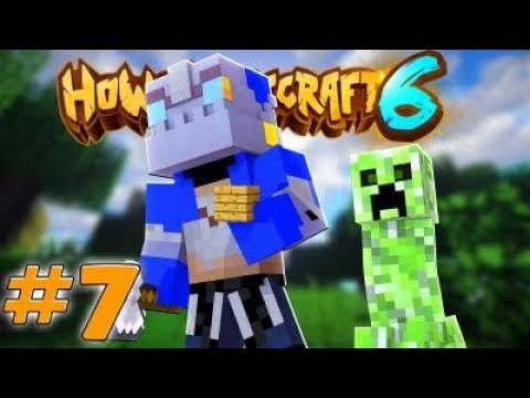 BUILDING AND DESTRUCTION! - How To Minecraft Season 6 #7
