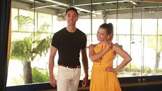 Spirit Of Samba - Tutoriel #1 avec Denitsa Ikonomova & Maxime Dereymez