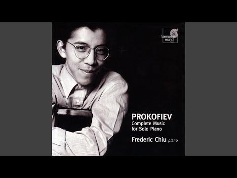 Four Pieces, Op. 4: IV. Suggestion diabolique