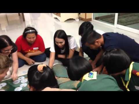 English class Phan Thong