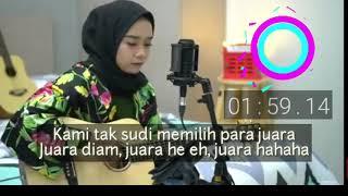 Download Mp3 Surat Buat Wakil Rakyat _ Iwan Fals   Cover By Rezha Regita